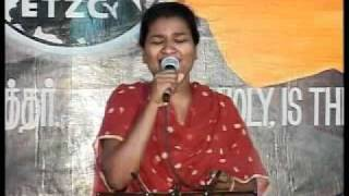 Tamil Christian Song - Aadhi thiriyega - Sheeba -  Zion Music Festival '09