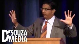 D'Souza Confronts The Left's Cultural Monopoly