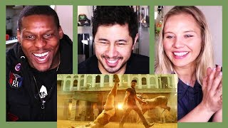 SARRAINODU | Allu Arjun | Fight Scene and Trailer Reaction!