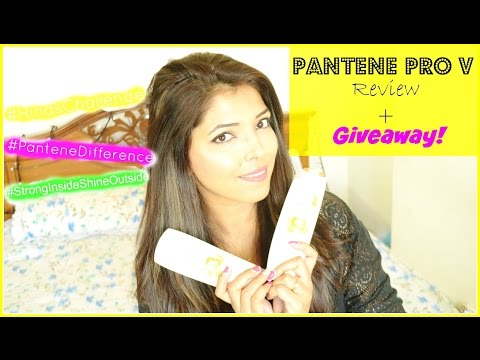Review + Giveaway (Updated) | Pantene Pro V Total Damage Care 10 Shampoo & Conditioner