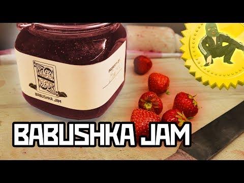 Xxx Mp4 How To Make Babushka S Strawberry Jam Cooking With Boris 3gp Sex