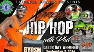 Hip hop workout with Phil