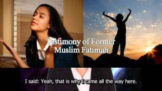 True Story (Testimony) from Former Muslim Lady