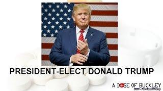 President Trump - A Dose of Buckley