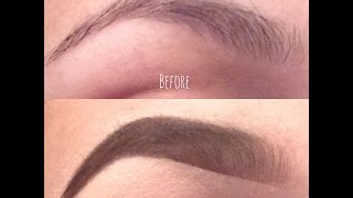 How To: Shape & Define Eyebrows