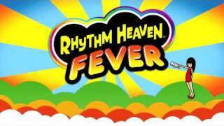 Rhythm Heaven Fever - Tonight [ENG] [LYRICS]