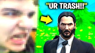 john wick made him cry lol