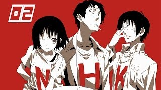 Welcome to the NHK - Ep. 02 - Welcome to the Creator!