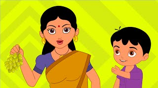 Dhirachchai   Chellame Chellam   Tamil Rhymes For Kutties