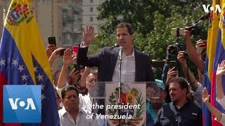 Maduro Breaks Off Ties with US as Trump Recognizes Guaido as Venezuela