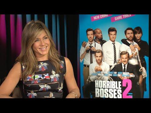 Jennifer Aniston Interview Horrible Bosses 2