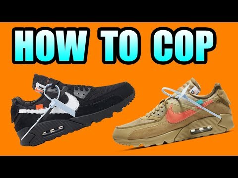 Xxx Mp4 How To Get The Off White Air Max 90 Make Mass Entries Into Nike SNKRS Draws 3gp Sex