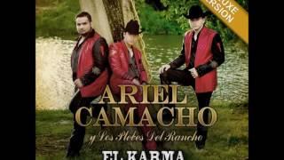 Ariel Camacho   El Mentado LETRA 2014
