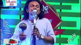 Bangla Song Pagla Ghonta By Closeup1 Rinku Live on Boishaki TV Eid Concert 2014