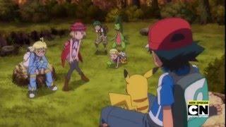 Pokemon XYZ Episode 1 English dub