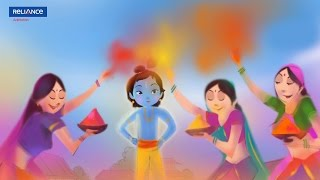 HOLI SONG | KRISHNA