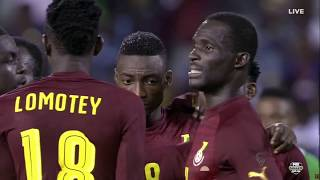 Nigeria vs. Ghana [SECOND HALF] (2017 WAFU Cup Group Stage)