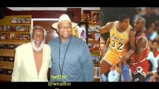 Baba Dick Gregory: Magic Johnson Never Had HIV/AIDS & Michael Jordan Is Broke!!! 1/26/2014