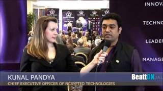 Kunal Pandya (CEO - NCrypted) on Website Quality Control at International Quality Convention, London