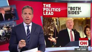 Jake Tapper: Chorus of officials condemn racism