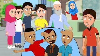 Akhlakhpur ke nanhe aur Ek dusre ki burai Urdu cartoon by Moral Vision Kids