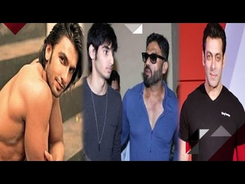 Ranveer Has No Problem With Nude Scenes | Salman To Lauch Suniel Shetty's Son Ahan In Bollywood