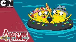 Adventure Time   Lost At Sea   Cartoon Network