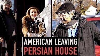 American Leaving Persian House