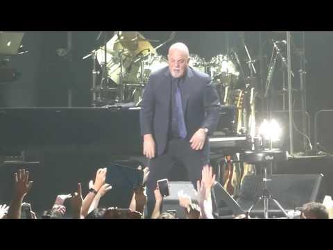 """Piano Man"" Billy Joel@Madison Square Garden New York 11118"