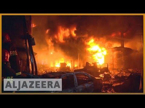 Xxx Mp4 🇧🇩 🔥Huge Fire Kills Scores In Old Part Of Bangladeshi Capital Dhaka Al Jazeera English 3gp Sex