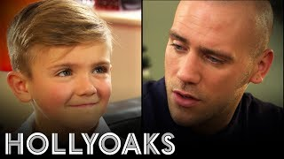 Hollyoaks: Dipstick, Dopey... But Still Dad!