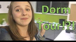Dorm Tour! | Phoebe Kay | OMMyGoshTV