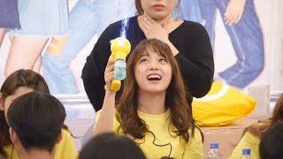 160513 영등포 타임스퀘어 IOI 팬싸인회 김세정 비누방울 직캠 by ace