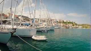 Sailing Vacation: Island Hopping