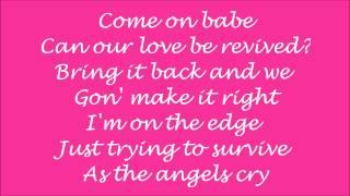 Mariah Carey ft. Ne-Yo- Angels Cry with lyrics