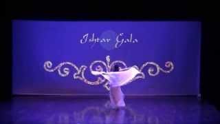 Maryem Bent Anis - Oriental Love Song @Ishtar Gala 2014
