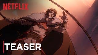 Castlevania | Teaser: Vengeance | Netflix