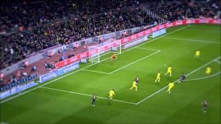 اجمل اهداف الدوري الاسباني 2014/2015 liga bbva best goals