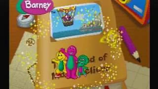 Barney: The Land of Make Believe V.Smile Playthrough
