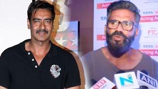 Suniel Shetty REVEALS Ajay Devgn Has A Big Heart, High On Praise