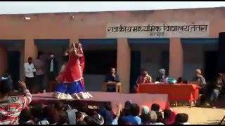 Desi dance in school