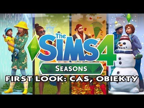 Xxx Mp4 First Look The Sims 4 Cztery Pory Roku CAS Obiekty I Słodki Krasnal W GamerSpace 4 Seasons 3gp Sex