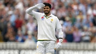 Day two highlights as brilliant Azhar Ali makes England toil
