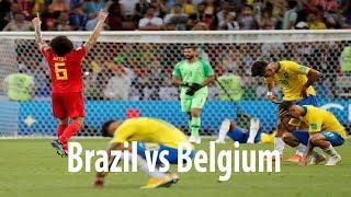 Best Comedy Scenes on Brazil vs Begium  | by funer dibba.