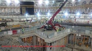 Zamzam Well Construction In Mataf Area 14-01-2018