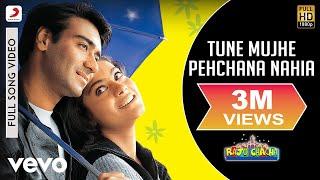 Raju Chacha - Tune Mujhe Pehchana Nahia Video | Ajay, Kajol