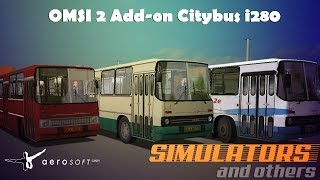 OMSI 2 Add-On Citybus i280