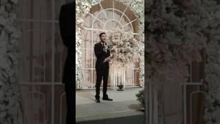 MC wedding Rian Ibram