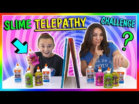 Xxx Mp4 SLIME TELEPATHY CHALLENGE Does Mom Pass Or Fail We Are The Davises 3gp Sex