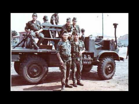 ANGOLA 1970 1972